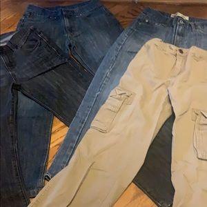 Boys jeans bundle
